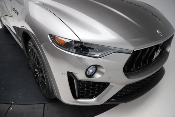 New 2021 Maserati Levante Q4 GranSport for sale $93,685 at Bentley Greenwich in Greenwich CT 06830 27