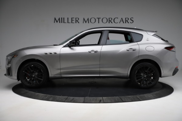 New 2021 Maserati Levante Q4 GranSport for sale $93,685 at Bentley Greenwich in Greenwich CT 06830 3