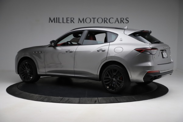 New 2021 Maserati Levante Q4 GranSport for sale $93,685 at Bentley Greenwich in Greenwich CT 06830 4