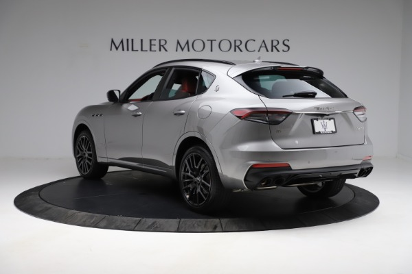 New 2021 Maserati Levante Q4 GranSport for sale $93,685 at Bentley Greenwich in Greenwich CT 06830 5