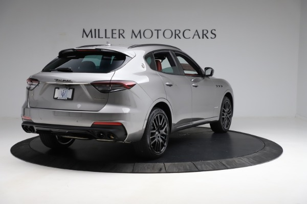 New 2021 Maserati Levante Q4 GranSport for sale $93,685 at Bentley Greenwich in Greenwich CT 06830 7