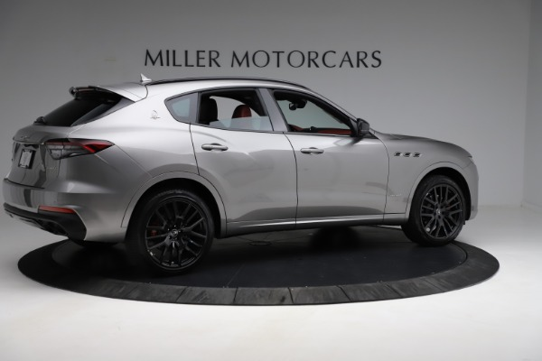 New 2021 Maserati Levante Q4 GranSport for sale $93,685 at Bentley Greenwich in Greenwich CT 06830 8