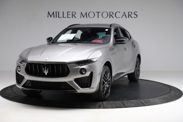 New 2021 Maserati Levante Q4 GranSport for sale $93,685 at Bentley Greenwich in Greenwich CT 06830 1