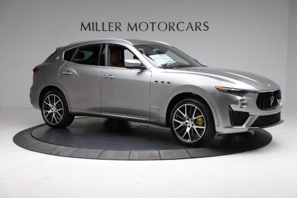 New 2021 Maserati Levante Q4 GranSport for sale $91,385 at Bentley Greenwich in Greenwich CT 06830 10