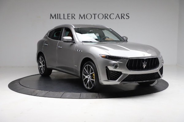 New 2021 Maserati Levante Q4 GranSport for sale $91,385 at Bentley Greenwich in Greenwich CT 06830 11