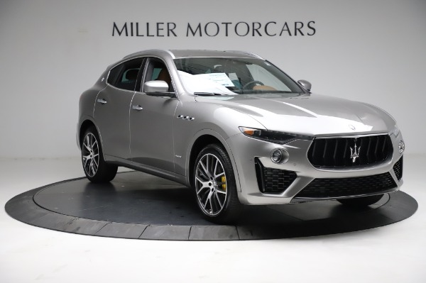 New 2021 Maserati Levante Q4 GranSport for sale $91,385 at Bentley Greenwich in Greenwich CT 06830 12