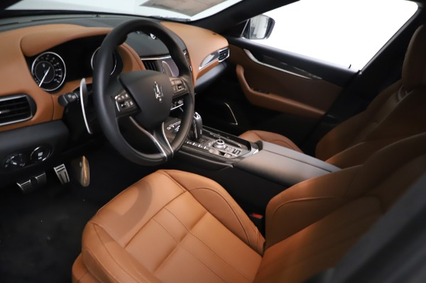 New 2021 Maserati Levante Q4 GranSport for sale $91,385 at Bentley Greenwich in Greenwich CT 06830 14