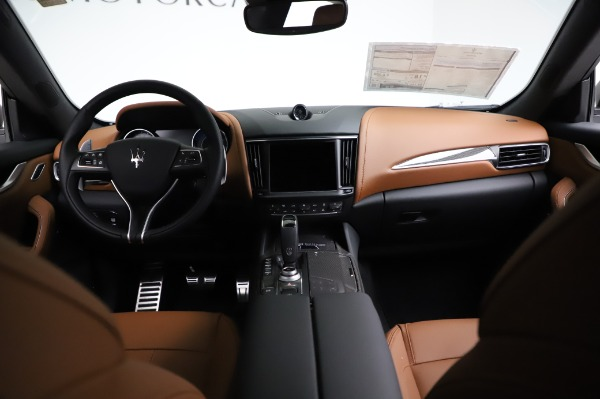 New 2021 Maserati Levante Q4 GranSport for sale $91,385 at Bentley Greenwich in Greenwich CT 06830 17