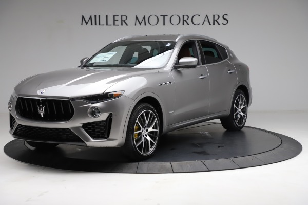 New 2021 Maserati Levante Q4 GranSport for sale $91,385 at Bentley Greenwich in Greenwich CT 06830 2