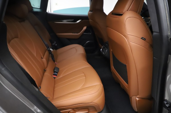 New 2021 Maserati Levante Q4 GranSport for sale $91,385 at Bentley Greenwich in Greenwich CT 06830 26