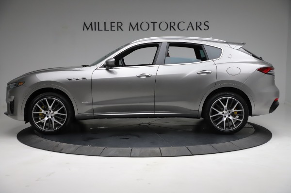 New 2021 Maserati Levante Q4 GranSport for sale $91,385 at Bentley Greenwich in Greenwich CT 06830 3
