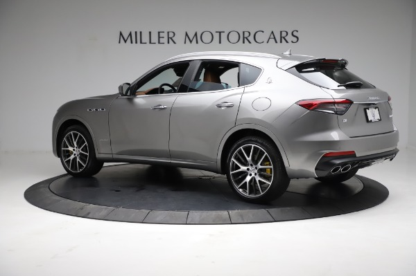 New 2021 Maserati Levante Q4 GranSport for sale $91,385 at Bentley Greenwich in Greenwich CT 06830 4