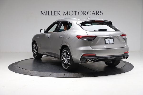 New 2021 Maserati Levante Q4 GranSport for sale $91,385 at Bentley Greenwich in Greenwich CT 06830 5
