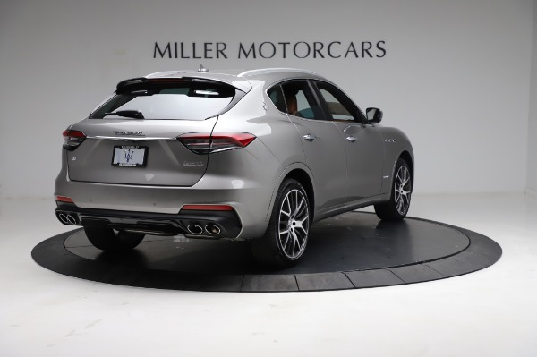 New 2021 Maserati Levante Q4 GranSport for sale $91,385 at Bentley Greenwich in Greenwich CT 06830 7