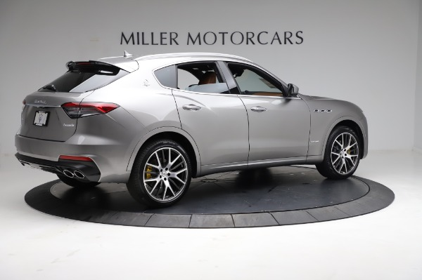 New 2021 Maserati Levante Q4 GranSport for sale $91,385 at Bentley Greenwich in Greenwich CT 06830 8