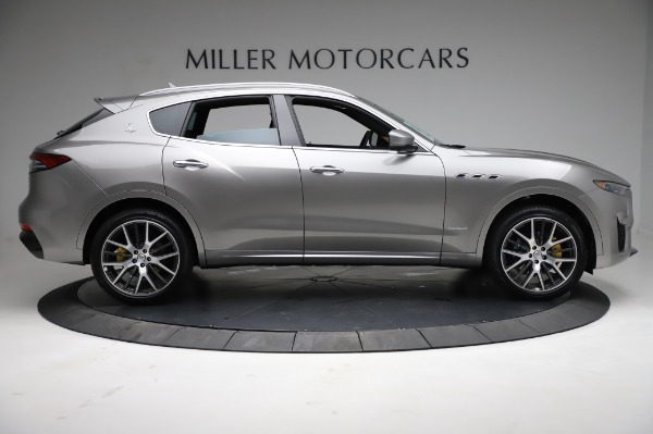 New 2021 Maserati Levante Q4 GranSport for sale $91,385 at Bentley Greenwich in Greenwich CT 06830 9