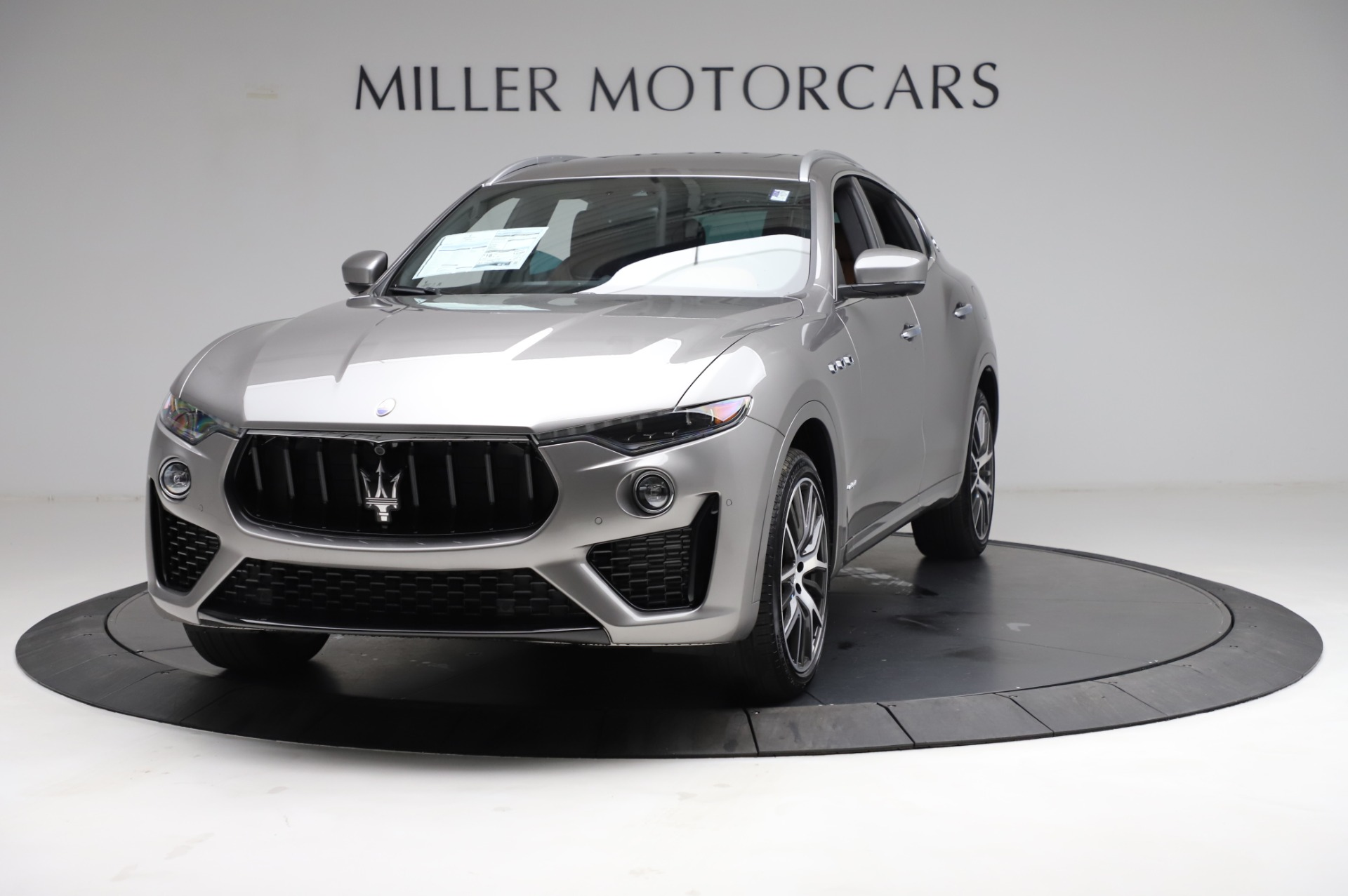 New 2021 Maserati Levante Q4 GranSport for sale $91,385 at Bentley Greenwich in Greenwich CT 06830 1