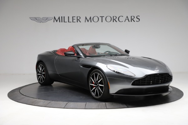 Used 2019 Aston Martin DB11 Volante for sale $211,990 at Bentley Greenwich in Greenwich CT 06830 10
