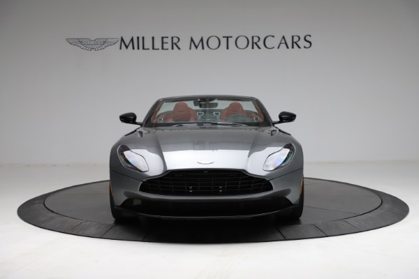 Used 2019 Aston Martin DB11 Volante for sale $211,990 at Bentley Greenwich in Greenwich CT 06830 11