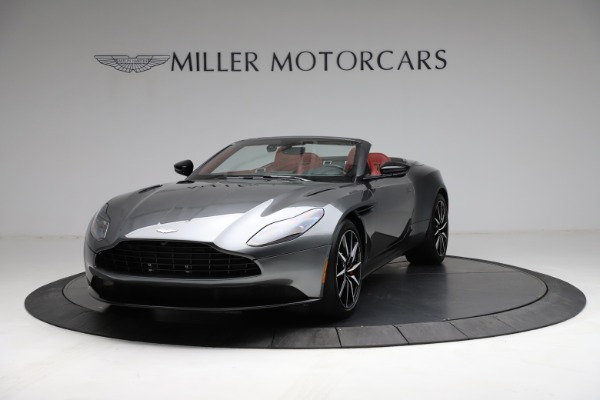 Used 2019 Aston Martin DB11 Volante for sale $211,990 at Bentley Greenwich in Greenwich CT 06830 12