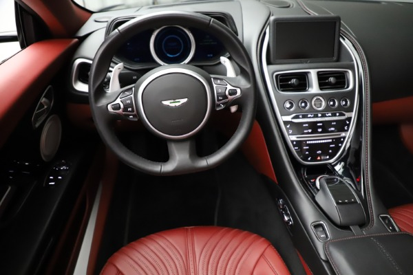 Used 2019 Aston Martin DB11 Volante for sale $211,990 at Bentley Greenwich in Greenwich CT 06830 13