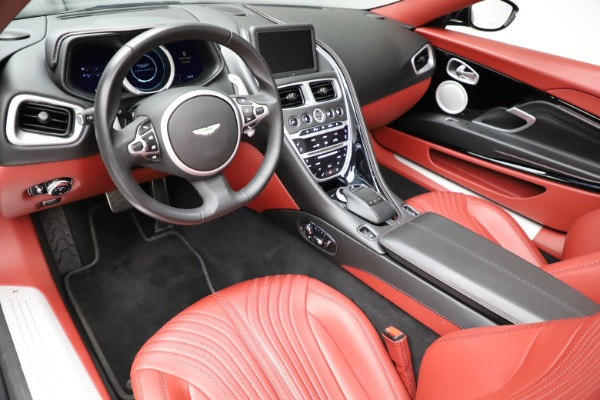 Used 2019 Aston Martin DB11 Volante for sale $211,990 at Bentley Greenwich in Greenwich CT 06830 14