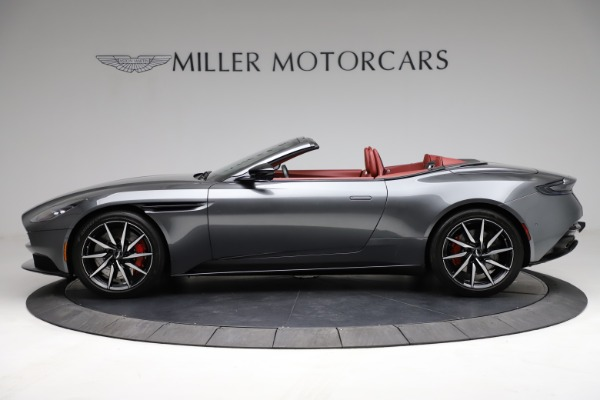 Used 2019 Aston Martin DB11 Volante for sale $211,990 at Bentley Greenwich in Greenwich CT 06830 2