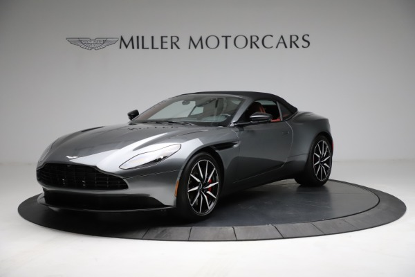 Used 2019 Aston Martin DB11 Volante for sale $211,990 at Bentley Greenwich in Greenwich CT 06830 22