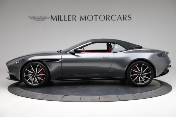 Used 2019 Aston Martin DB11 Volante for sale $211,990 at Bentley Greenwich in Greenwich CT 06830 23