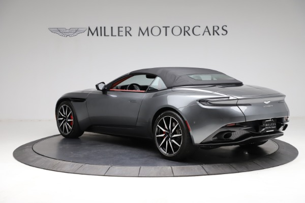 Used 2019 Aston Martin DB11 Volante for sale $211,990 at Bentley Greenwich in Greenwich CT 06830 24