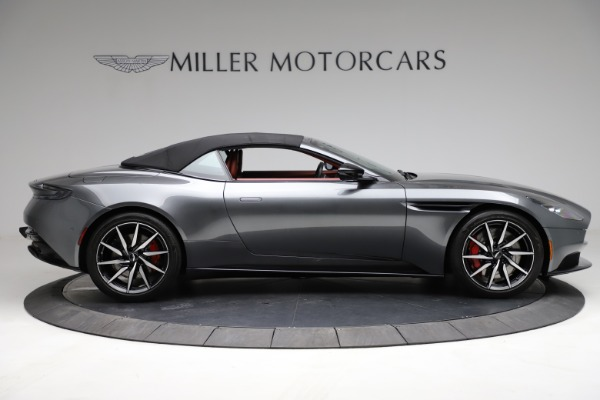 Used 2019 Aston Martin DB11 Volante for sale $211,990 at Bentley Greenwich in Greenwich CT 06830 26
