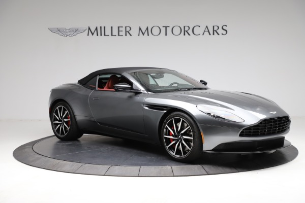 Used 2019 Aston Martin DB11 Volante for sale $211,990 at Bentley Greenwich in Greenwich CT 06830 27