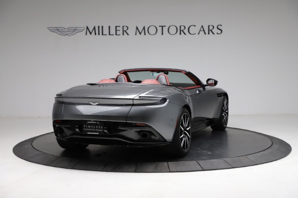 Used 2019 Aston Martin DB11 Volante for sale $211,990 at Bentley Greenwich in Greenwich CT 06830 6