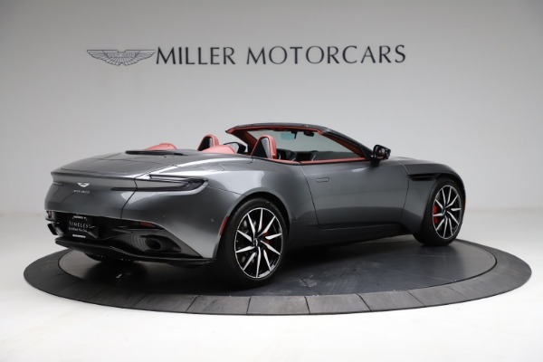 Used 2019 Aston Martin DB11 Volante for sale $211,990 at Bentley Greenwich in Greenwich CT 06830 7