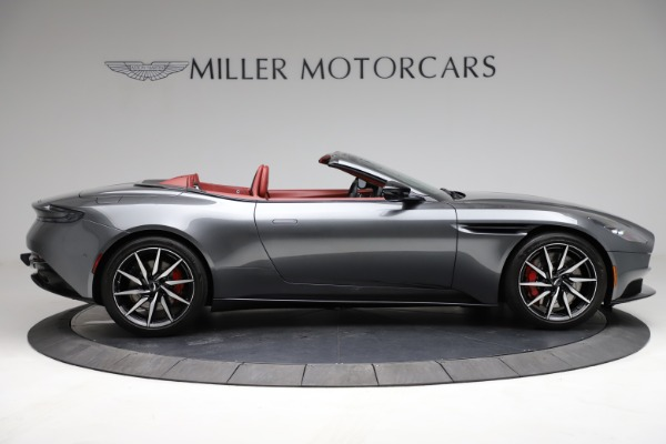 Used 2019 Aston Martin DB11 Volante for sale $211,990 at Bentley Greenwich in Greenwich CT 06830 8