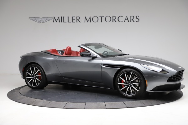 Used 2019 Aston Martin DB11 Volante for sale $211,990 at Bentley Greenwich in Greenwich CT 06830 9