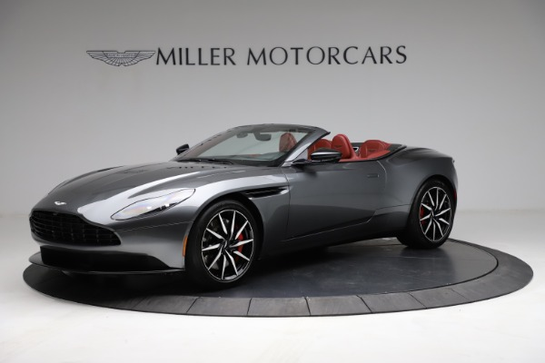 Used 2019 Aston Martin DB11 Volante for sale $211,990 at Bentley Greenwich in Greenwich CT 06830 1