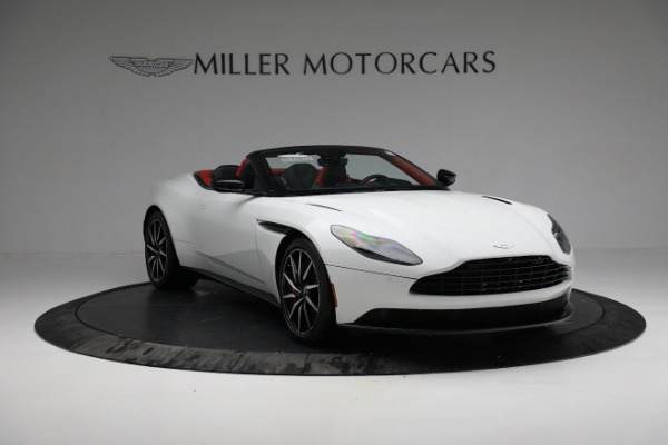 Used 2019 Aston Martin DB11 Volante for sale $209,990 at Bentley Greenwich in Greenwich CT 06830 10