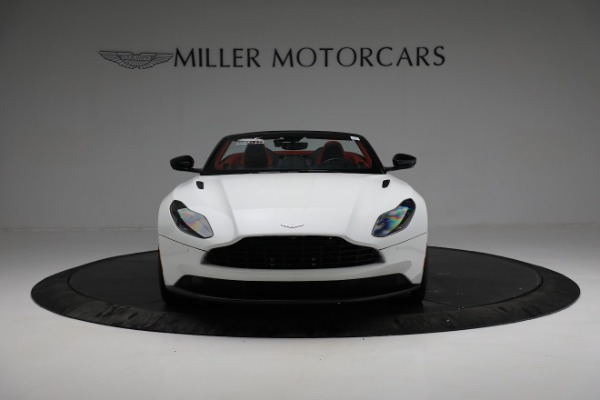 Used 2019 Aston Martin DB11 Volante for sale $209,990 at Bentley Greenwich in Greenwich CT 06830 11
