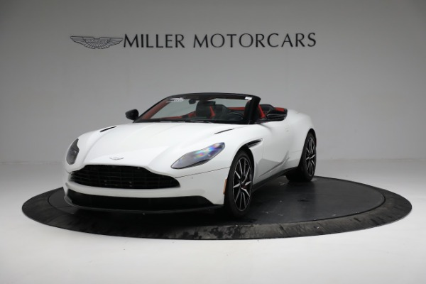Used 2019 Aston Martin DB11 Volante for sale $209,990 at Bentley Greenwich in Greenwich CT 06830 12