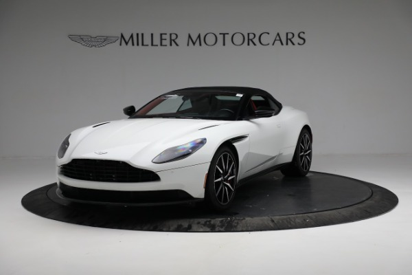 Used 2019 Aston Martin DB11 Volante for sale $209,990 at Bentley Greenwich in Greenwich CT 06830 13