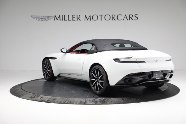 Used 2019 Aston Martin DB11 Volante for sale $209,990 at Bentley Greenwich in Greenwich CT 06830 15