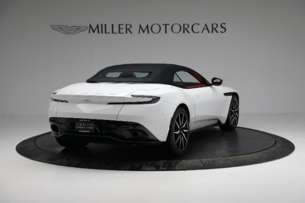 Used 2019 Aston Martin DB11 Volante for sale $209,990 at Bentley Greenwich in Greenwich CT 06830 16