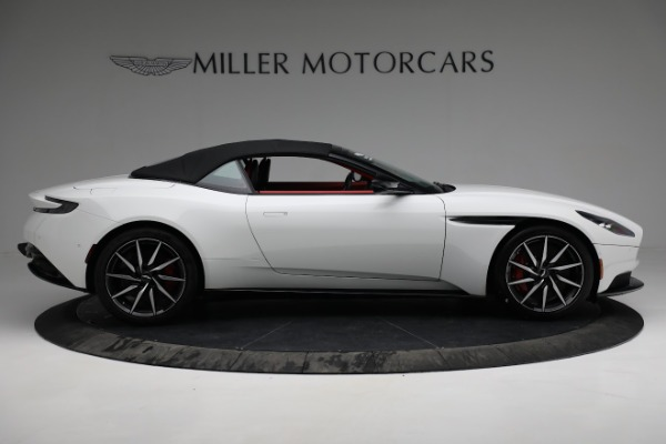 Used 2019 Aston Martin DB11 Volante for sale $209,990 at Bentley Greenwich in Greenwich CT 06830 17
