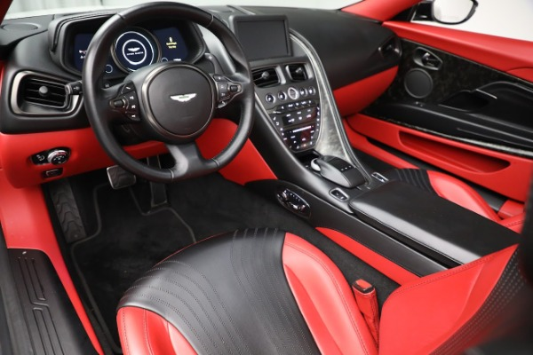 Used 2019 Aston Martin DB11 Volante for sale $209,990 at Bentley Greenwich in Greenwich CT 06830 19