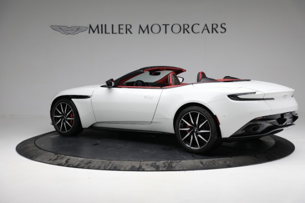 Used 2019 Aston Martin DB11 Volante for sale $209,990 at Bentley Greenwich in Greenwich CT 06830 3