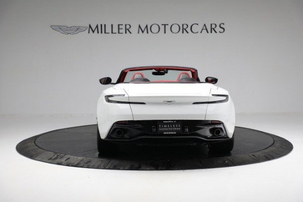 Used 2019 Aston Martin DB11 Volante for sale $209,990 at Bentley Greenwich in Greenwich CT 06830 5