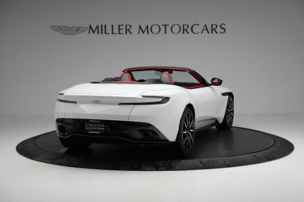 Used 2019 Aston Martin DB11 Volante for sale $209,990 at Bentley Greenwich in Greenwich CT 06830 6