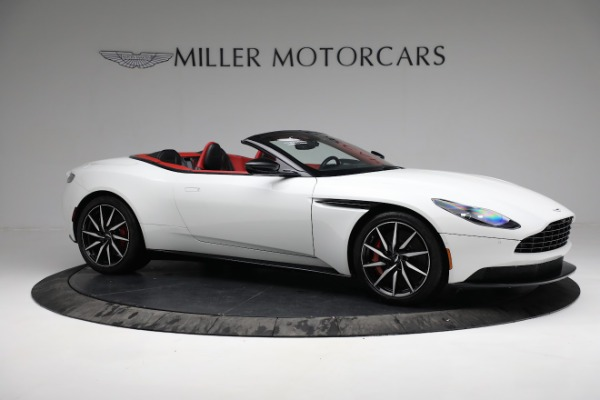 Used 2019 Aston Martin DB11 Volante for sale $209,990 at Bentley Greenwich in Greenwich CT 06830 9