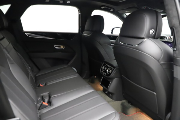 New 2021 Bentley Bentayga V8 for sale Sold at Bentley Greenwich in Greenwich CT 06830 22